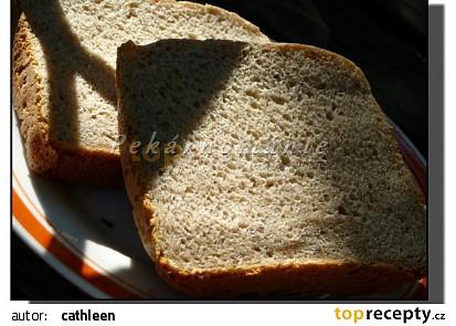 Vnoučkův chleba – kváskový recept