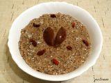 Amarantová kaše se semínky a oříšky recept