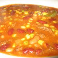 Mexický ostrý hrnec recept
