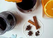 Pomerančový punč recept