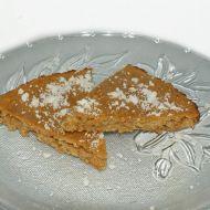 Zdravý mrkvový koláč recept