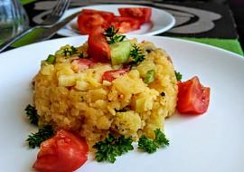 Svěží bramborový salát s rajčaty a salátovými okurkami recept ...
