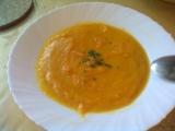 Krémová mrkvová polévka se zázvorem recept