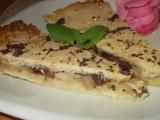Variace na crostatu se skořicí a čokoládou recept