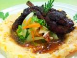 Marinovane, pomalu pecene jehneci recept