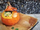 Plněná pečená dýně s pohankou a chia semínky recept ...