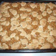 Maruščin linecký koláč recept