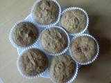 Jogurtove muffiny s cokoladou recept