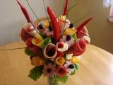 Slaná květina recept