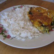 Zapečený pangas se zeleninou recept