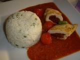 Kuřecí prsa plněná sušenými rajčaty recept