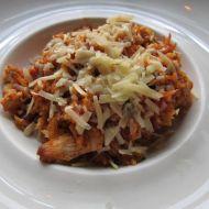 Kuřecí červené rizoto recept