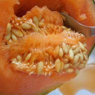 Osvěžující melounový salát recept