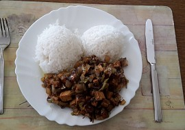 Uzené tofu na porku recept