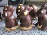 Velikonoční nepečené cukroví recept