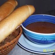 Mexická fazolová polévka recept