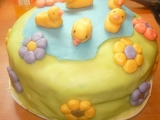Kačenkový dort recept