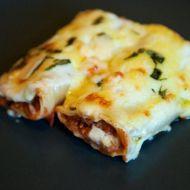 Zapečené cannelloni recept