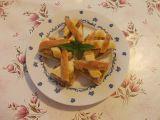 Mřížkový koláč s jablky  bez vážení recept