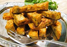 Kořeněné batátové hranolky recept