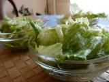 Lehký salát z ledového salátu recept