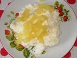 Sladká rýže s ovocem recept