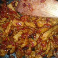 Pikantní kuřecí čína recept