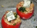 Plněná rajčata II. recept