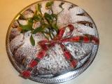 Vánoční věnec recept