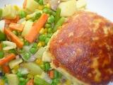 Treska v bramborové krustě recept