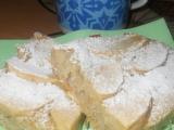 Jablkovník s ořechy recept