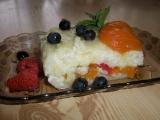 Ledový rýžový nákyp s pudinkem recept