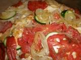 Zapečená rajčata s cuketou recept