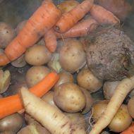 Dietní bramborový salát recept