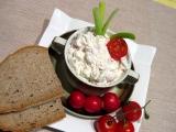 Česnekovo-šunková pomazánka recept