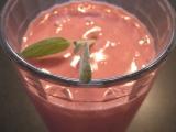Jogurtovo-jahodový koktejl recept