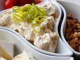 Sýrová pomazánka s ořechy recept
