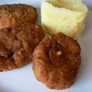 Sojové karbanátky se zeleninou recept