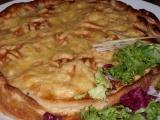 Pie ala Ham and Eggs recept