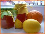 Citrusová marmeláda  confiture d´agrumes recept