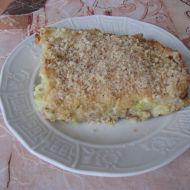 Cuketový nákyp se sýrem recept