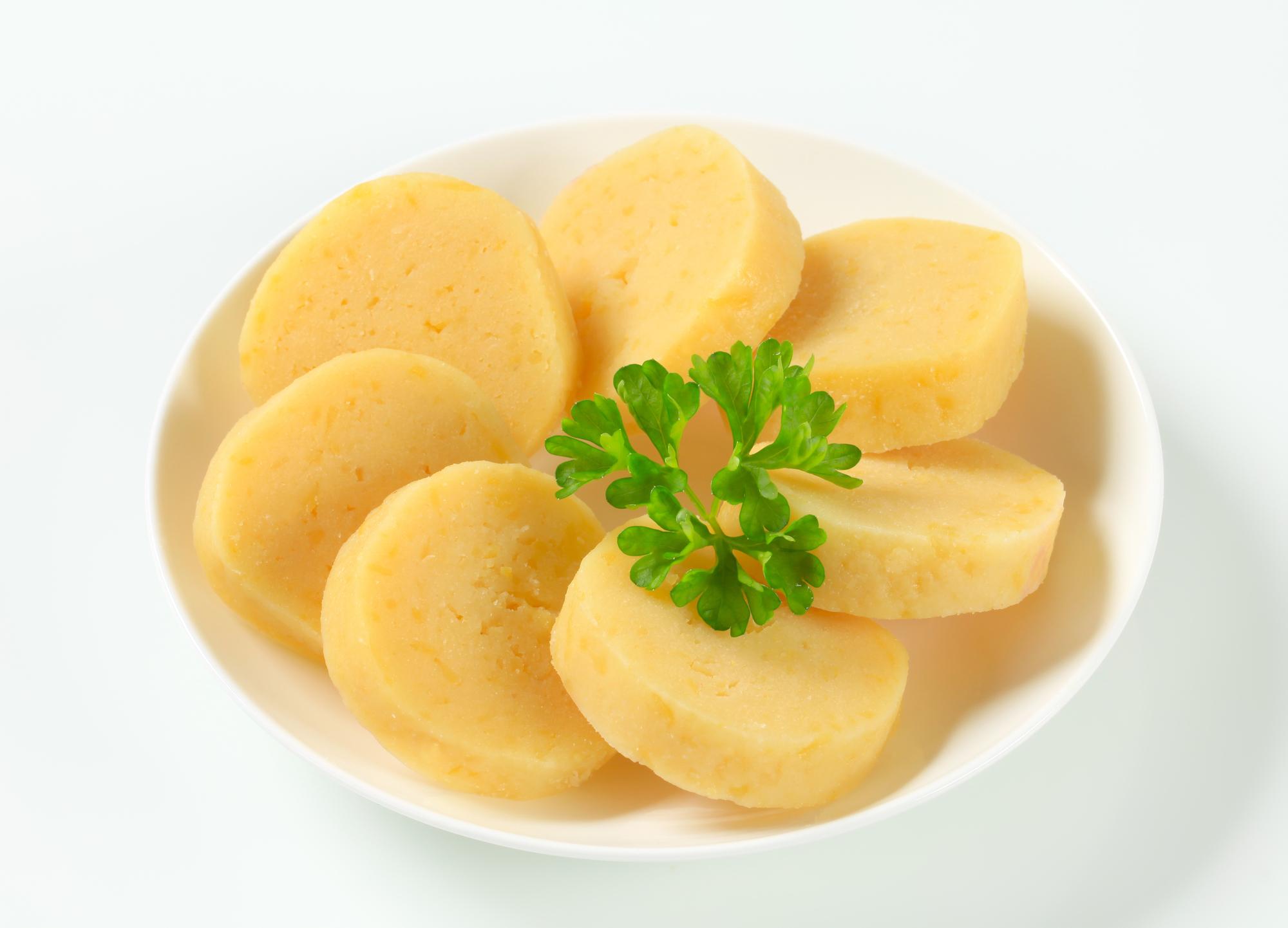 Babiččiny bramborové knedlíky recept