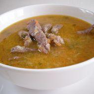 Hovězí polévka recept