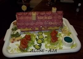 Slaný dort  chaloupka recept