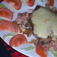 Vepřové steaky Riviéra recept