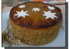 Žitný kváskový chleba z remosky recept