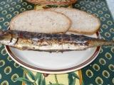 Makrely s libečkem na grilu recept