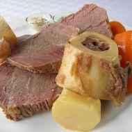 Vařené hovězí na způsob Tafelspitz recept