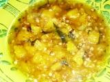 Dýňová polévka s pohankou recept