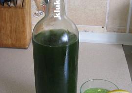 Mátový sirup  vařený, sterilovaný recept